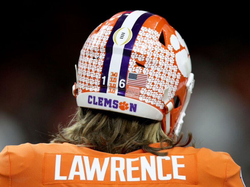 College Football Playoff National Championship - Clemson v LSU