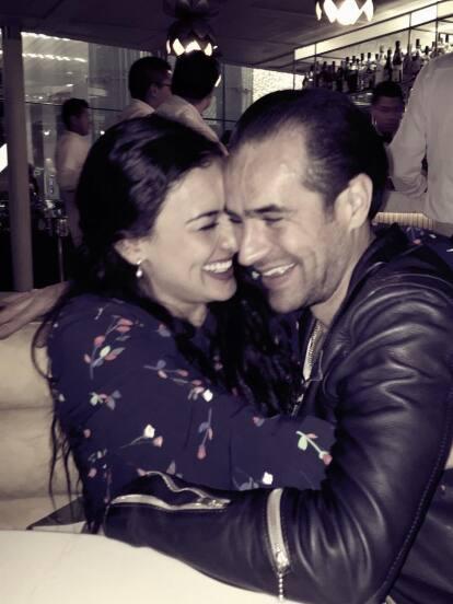 Tras su divorcio con Mayrín Villanueva en 2008 y de algunas relaciones, Jorge Poza encontró el amor ni más ni menos que con la joven actriz Isle Ikeda