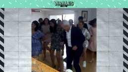 Javier Aguirre, como bailarín es buen técnico