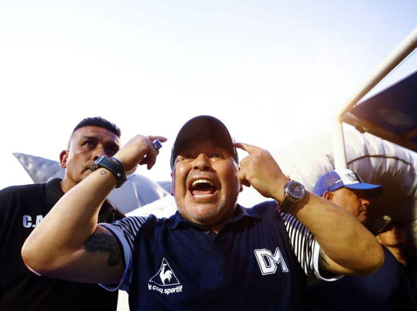Gimnasia y Esgrima La Plata v Atletico Tucuman - Superliga 2019/20