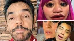 Tiktokers enloquecen al enterarse que Eugenio Derbez quiere adoptar a cinco 'HijosAdopTiktoks'