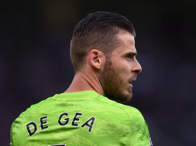 David De Gea.