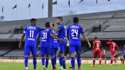 Con gol de Juan Escobar, la Máquina avanza a semifinales y el Toluca queda fuera de la Copa GNP por México.