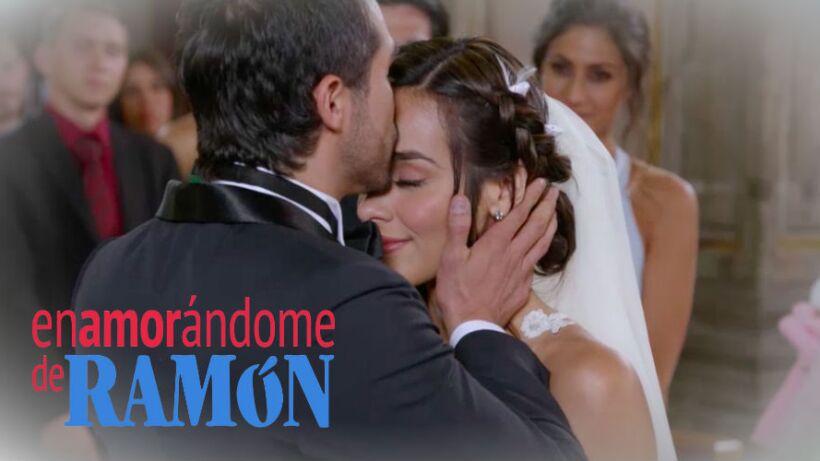 ¡Así se vivió boda de Fabiola y Ramón!