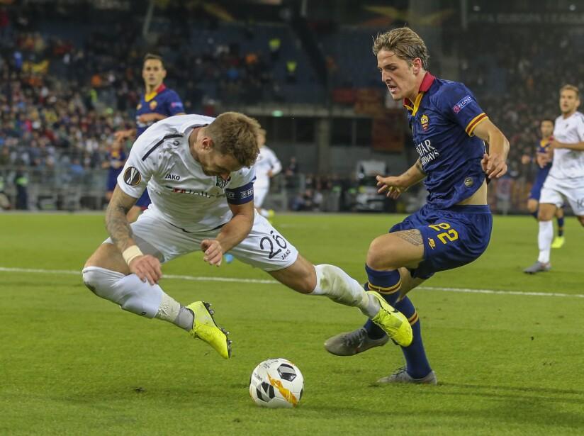 Wolfsberger AC v AS Roma: Group J - UEFA Europa League