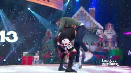 Video: Caídas y golpes de la Familia Disfuncional al ritmo del 'coffin dance'
