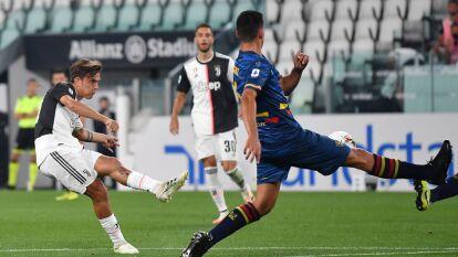 Con goles de Cristiano, Dybala, Higuaín y De Ligt, la Juventus camina cómodamente para quedarse con los tres puntos en casa.