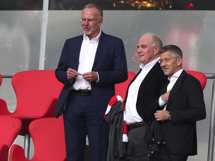 La cúpula mayor del Bayern Múnich busca que haya afición en estadios