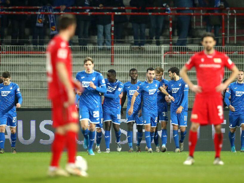 1. FC Union Berlin v TSG 1899 Hoffenheim - Bundesliga
