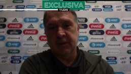 'Tata' Martino señala que Raúl Jiménez evoluciona muy bien y ya hablaron con él