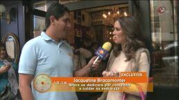 El cumpleaños número 34 de Jacqueline Bracamontes