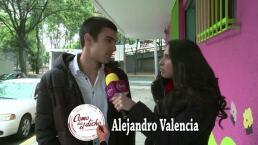 ENTREVISTA: ¡Alejandro Valencia se enamora de una mujer casada!