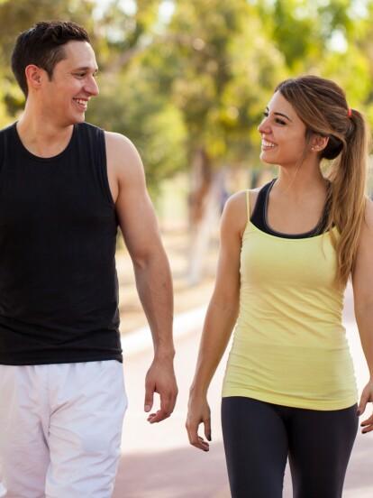 ¡Haz clic en la galería y conoce los beneficios de caminar 30 minutos todos los días!