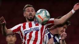 El Atlético ya puede contar con Héctor Herrera