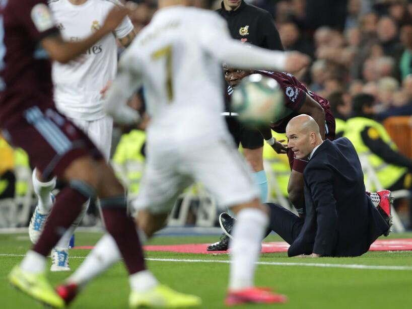 Zinedine Zidane, Joseph Aidoo