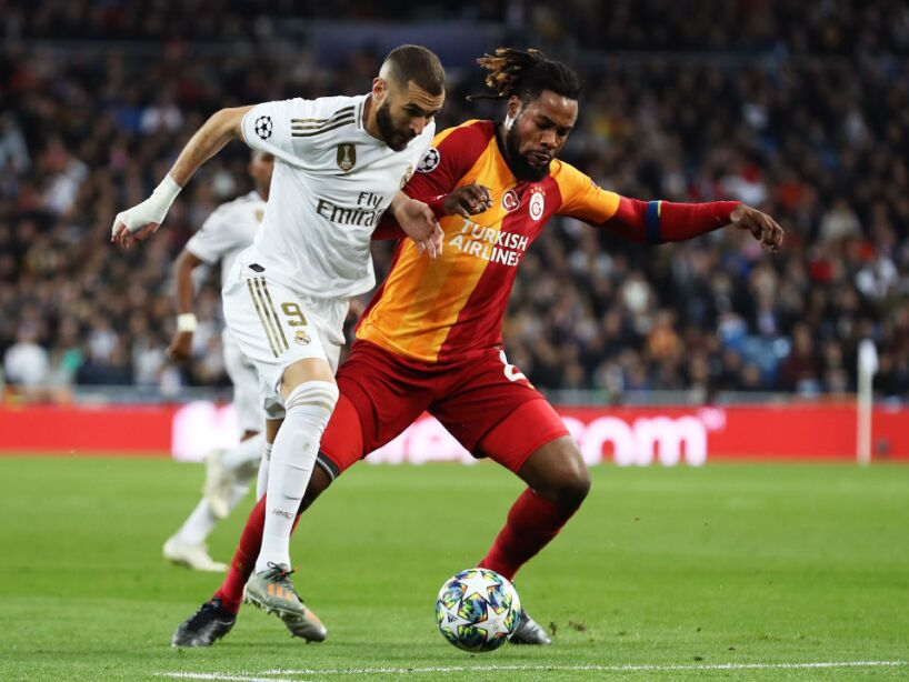 Real Madrid v Galatasaray: Group A - UEFA Champions League