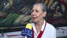 Luisa Huertas cumple 50 años de carrera