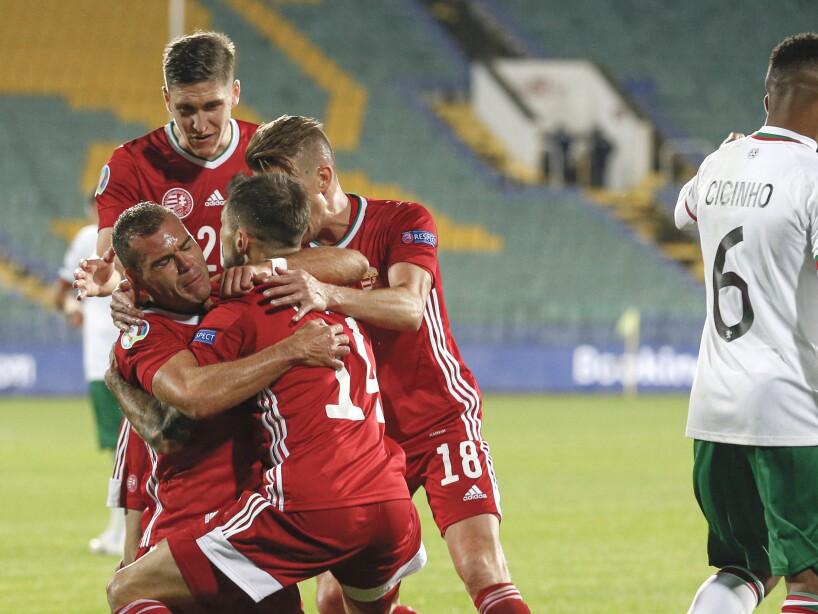 Bulgaria Hungary Euro 2020 Soccer