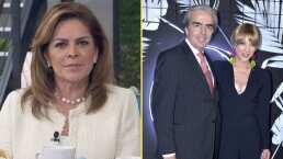 Mara Patricia Castañeda se disculpa con viudo de Edith González tras asegurar equivocadamente que tenía cáncer