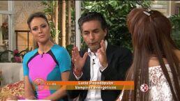 La gitana Lucía Papadópulos nos habla sobre los ´Vampiros Energéticos´