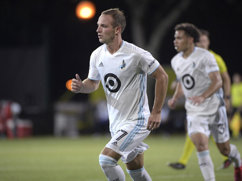 MLS Sporting KC Minnesota United Soccer