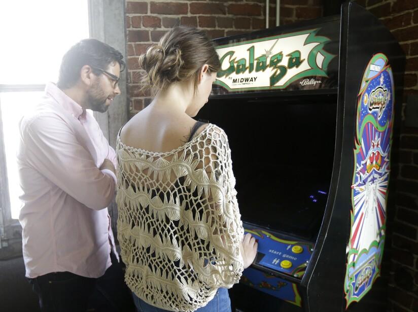 Rent An Arcade