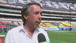 """Emilio Azcárraga: """"El MNF será un gran juego para recordar"""""""