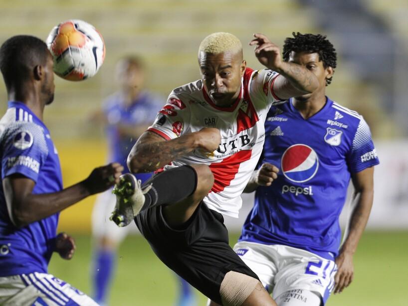 Rafael Da Silva, Breiner Paz