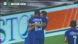 ¡Acababa de entrar! Alexis Gutiérrez hace el 2-0 en magnífica jugada