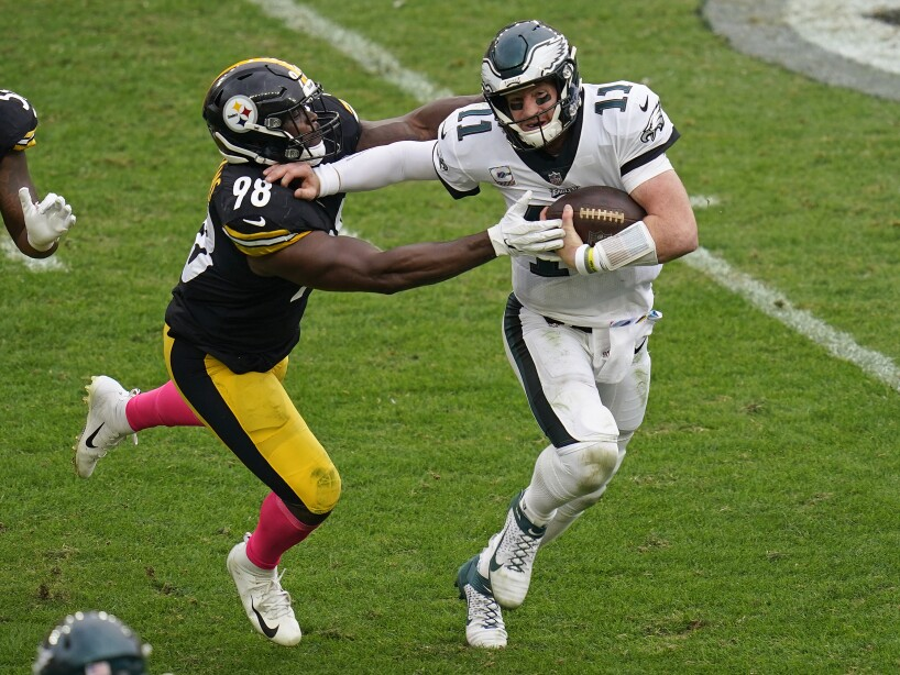 Eagles Steelers Football