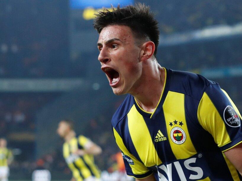Super Lig - Fenerbahce v Galatasaray