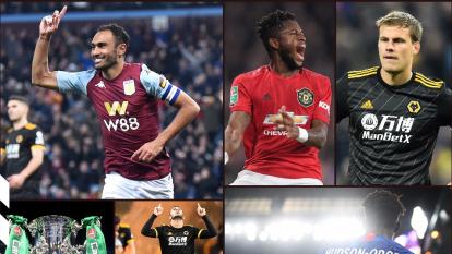 Marcus Rashford de Manchester United dio la victoria a su equipo ante el Chelsea 2-1, mientras que Aston Villa se impuso al Wolverhampton 2-1.