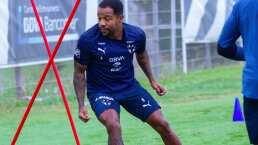 Rayados recupera a tres jugadores para el juego ante Cruz Azul