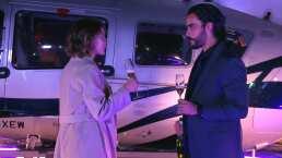 Así se grabó la pedida de mano de Alejandro y Leonora en 'Cuna de Lobos'