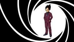'Vegeta' se hace pasar por 'James Bond'