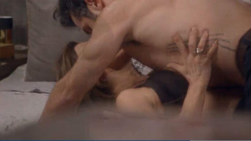 Este miércoles: ¡Raquel y Santiago caerán en tentación!
