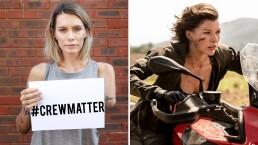 La doble de acción de Milla Jovovich por fin recibe justica tras perder un brazo