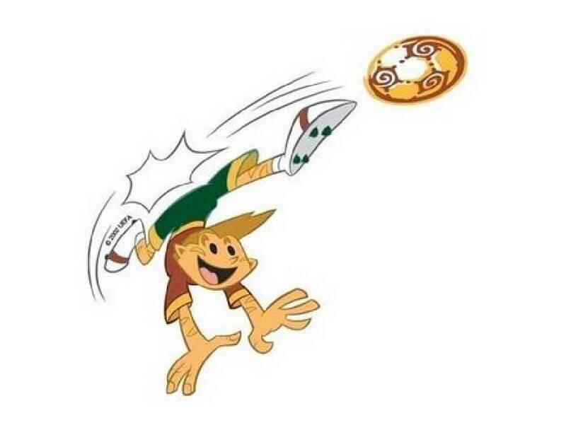 La mayoría (sí, la mayoría) de las ediciones de la justa continental han contado con una mascota original y representativa.