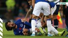 André Gomes sufre terrorífica lesión en Inglaterra