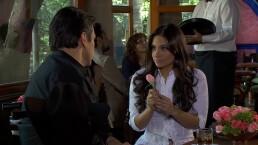 ¡Ana Paula le canta a Rogelio!
