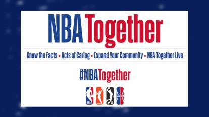 Esta comunidad global que involucra a la NBA y la WNBA, crearon videos para compartir información en relación a la salud y el bienestar para reducir la propagación del virus.