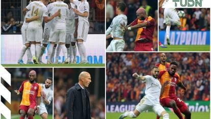 El Real Madrid se lleva los tres puntos de Turquía al vencer 0-1 al Galatasaray, con goles de: Toni Kroos