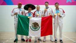 La jornada histórica para México en el raquetbol de Lima 2019