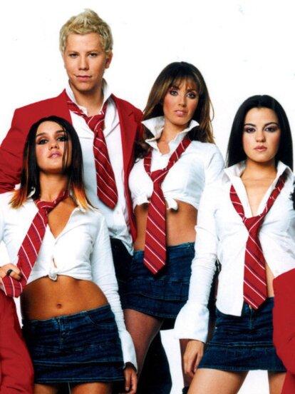 RBD nació en 2004 tras el rotundo éxito de la telenovela 'Rebelde'. Durante los años de éxito de la agrupación, todos los integrantes pasaron por drásticas transformaciones. ¡Descúbrelos!