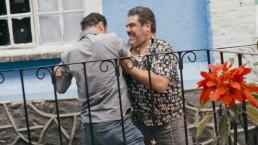 Detrás de 'Como tú no hay 2': Así se grabó la pelea entre 'El Bacalao' y 'Germán'
