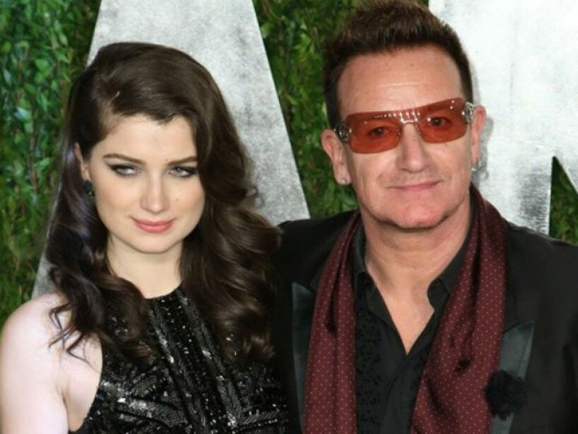 7. Bono: El nombre de su hija es Memphis Eve (víspera de Memphis), lo cual ni siquiera tiene sentido alguno.