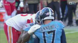 ¡Tannehill soltó el brazo para el Touchdown más dramático!