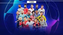 Estos son los 16 equipos en octavos de final en Champions League