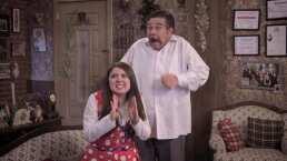 Plácido y Martina se encuentran con ¿un fantasma?