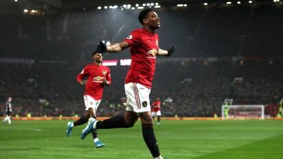 Anthony Martial (24' y 51'), Greenwood (36') y Marcus Rashford (41') marcaron los goles en el triunfo del United que gana y se aproxima a competiciones europeas.